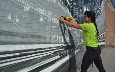 Wall Wrap Toronto | Toronto Wall Graphics