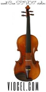 scoot Cao STV017 violin