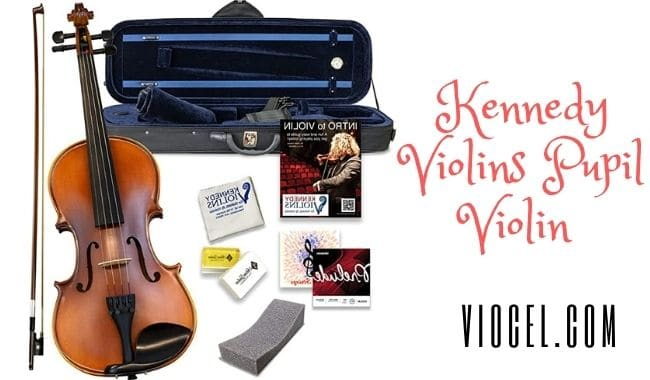 Kennedy Violins Pupil Violin