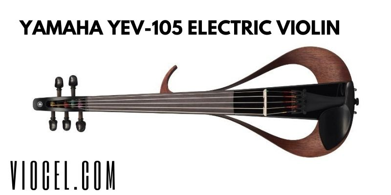 Yamaha YEV-105 Electric Violin