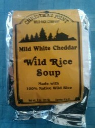 Wild Rice Soup from Christmas Point