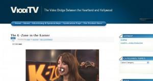 ViodiTV Web Site