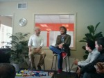 Matt Mullenweg at Zurb on WordPress' 8th Birthday