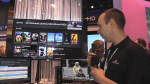 Comcast's Voice Remote is demonstrated in this video at the Cable Show.