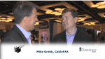 Ken Pyle interviews Mike Grebb of CableFAX at The Independent Show