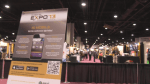 An image of the SCTE Cable Tec Expo exhibit floor.