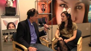 Ken Pyle interviews Jade Worobec at NeuroSky and discusses brain wave technology.