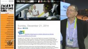 Alain Kornhauser discusses the future of the autonomous vehicle.