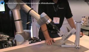 Universal Robotic Arm
