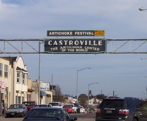Castroville - Artichoke Center of the World