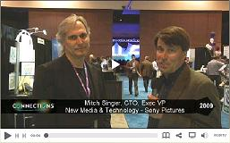 Mitch Singer, CTO of Sony Pictures