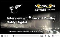 click here to watch a video interview with Howard Postley