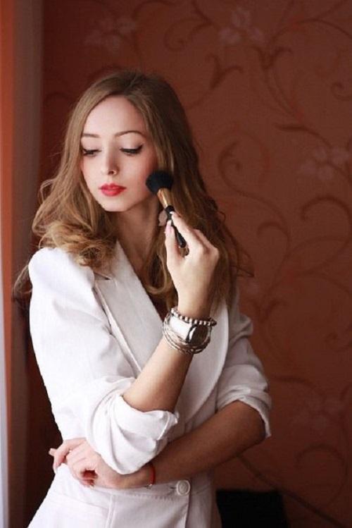 Beauty will save Barbie doll Alina Kovalevskaya  Beauty