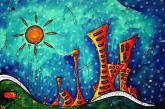 funky-town-original-madart-painting-madart