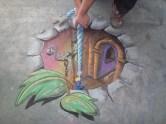 clark-3d-chalk-art-4