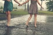 girls-playing-in-the-rain