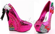 Hello-Kitty-Pink-Wedges
