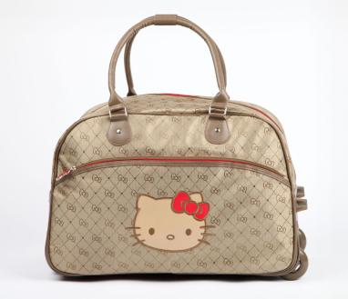 Hello-Kitty-Rolling-Travel-Bag-Jacquard