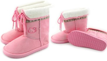 Pink-Hello-Kitty-Boots