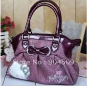 hot-new-Sanrio-HelloKitty-Shoulder-Bag-Purse-Handbag-Tote-bag-free-shipping