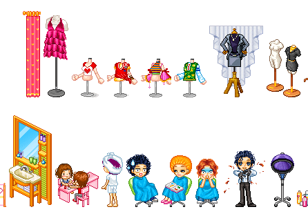Cartoon World Spa