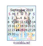 Cute Calendars 3