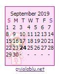 Cute Calendars 7