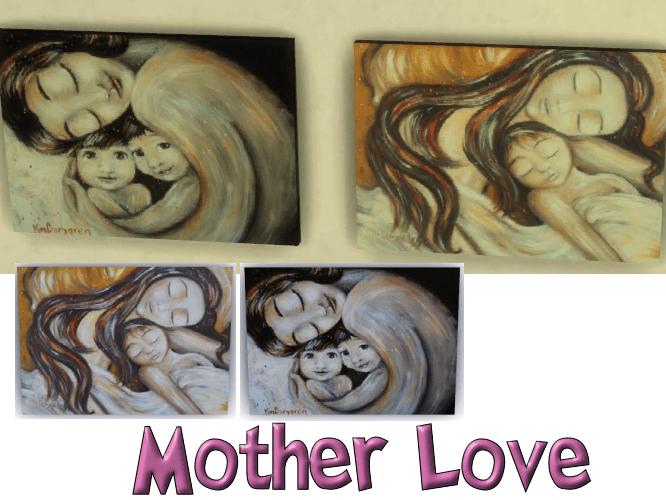 Mother Love Set 1