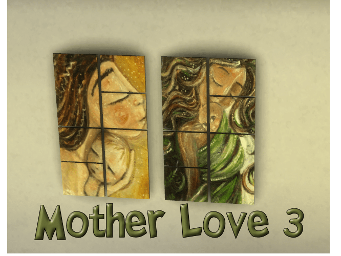 Mother Love Set 3