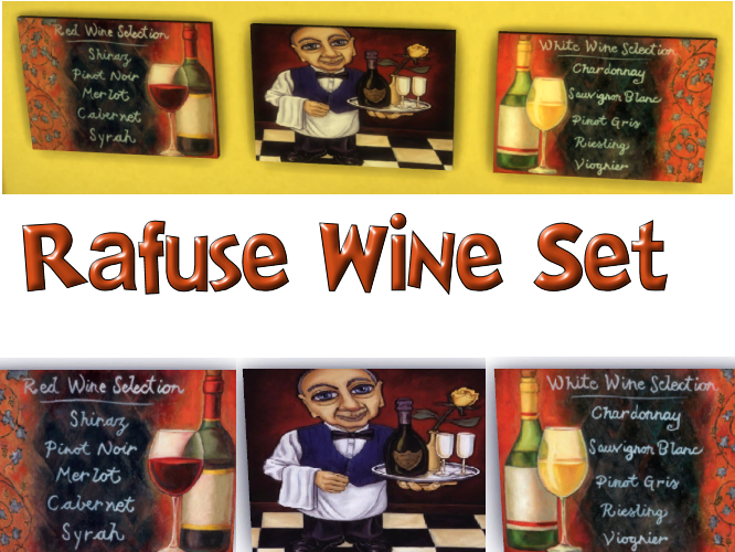 Rafuse Wine Set