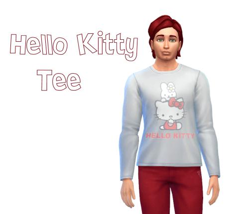 Hello Kitty Shirt for Men