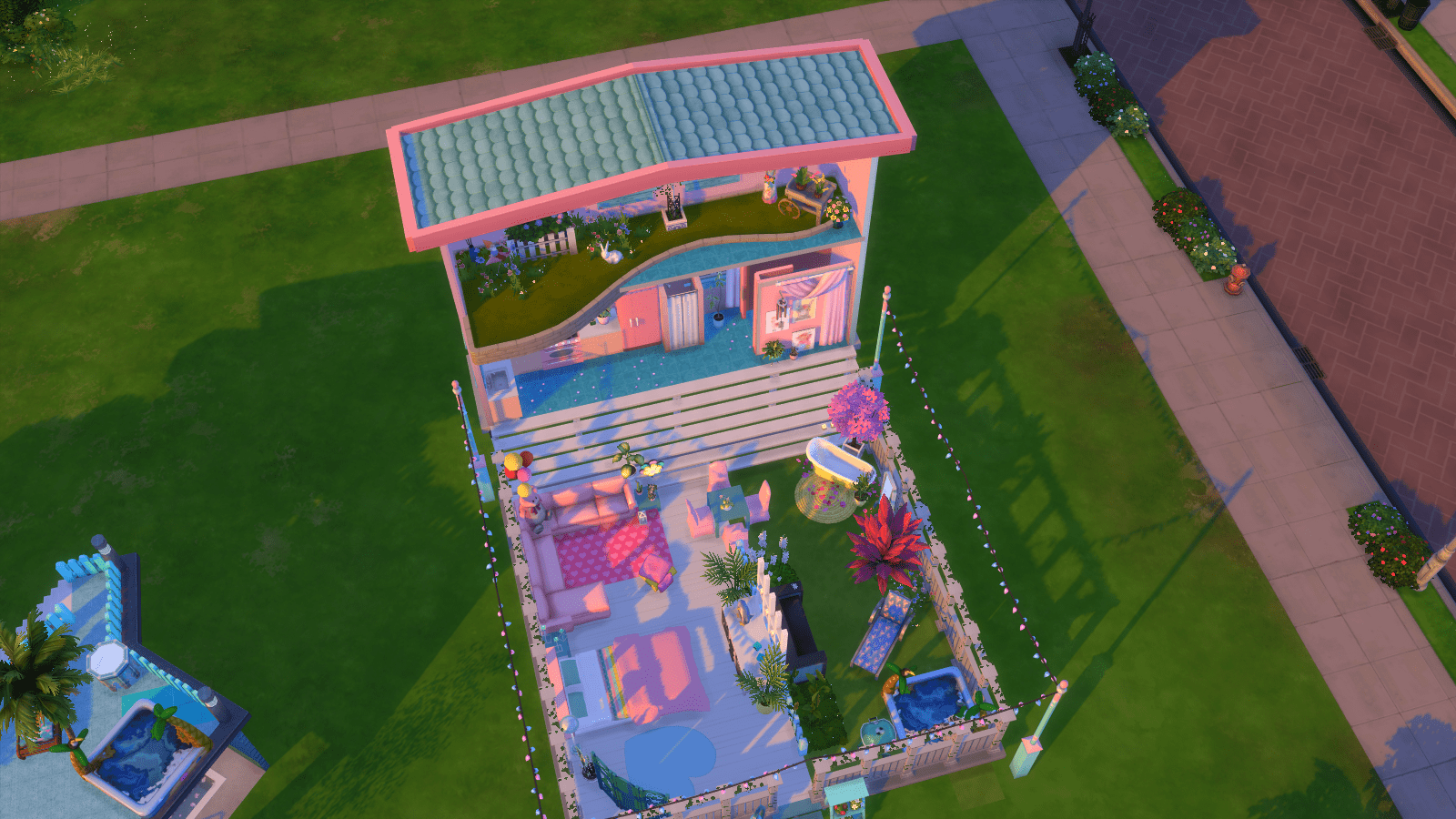 Polly Pocket Case for Sims 4