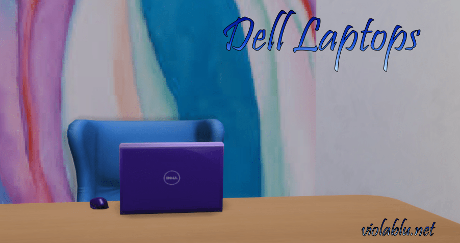 Dell Laptops for Sims 4