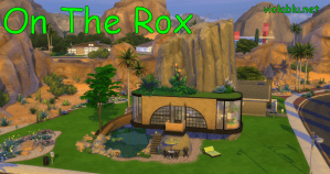 On The Rox House for sims 4