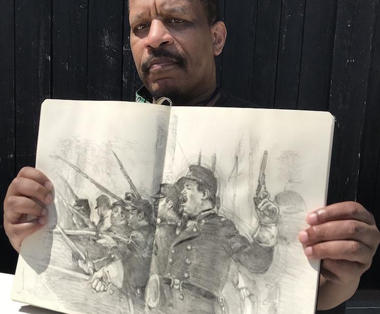 Shea Justice, solo artist