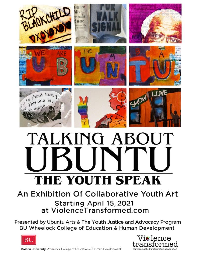 2021 Ubuntu Youth Arts Poster