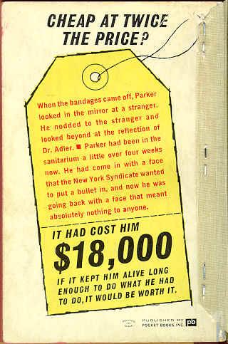 Pocket Books (1963) back