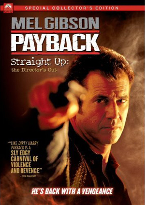 Payback Director's Cut DVD