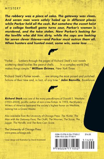University of Chicago Press (2009) back