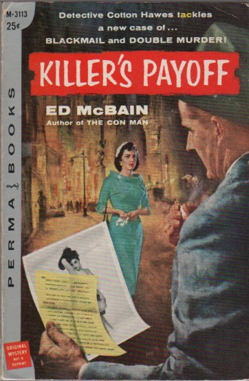 Cover of Killer's Payoff by Ed McBain