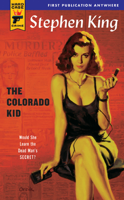 13 - Colorado Kid by Stephen King