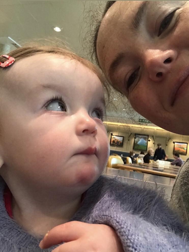 Mummy-selfie-john-lewis-violet-skies