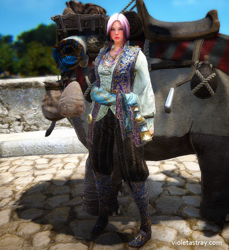 Bdo Bares Weapon Vendor