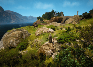 BDO Mediah Castle Inlet 2 Horse Location