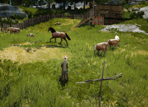 BDO Cow Farm West of Heidel Horse Location