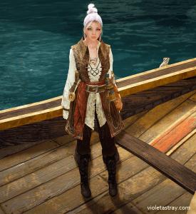 Sailor Clothing for Black Desert Online BDO