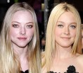Amanda Seyfried & Dakota Fanning
