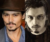 Johnny Depp & Skeet Ulrich