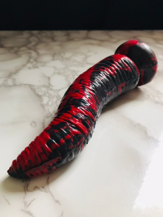 meet Devil Horn Dildo from LoveCrafters Toys