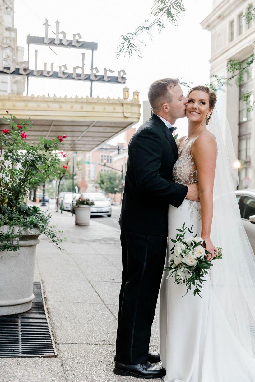 Baltimore Wedding Florist, Baltimore Weddings, Belvedere Hotel Wedding